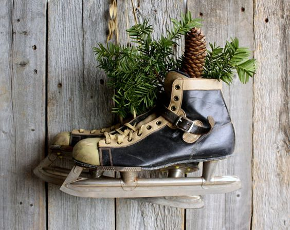 hockey skate holiday